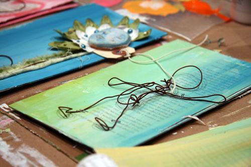 Making media kits-