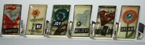 Art rings:6 samples