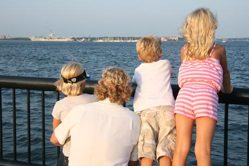 Waterfront them