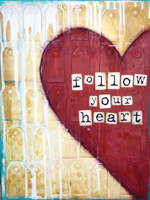 Follow your heartcrop-
