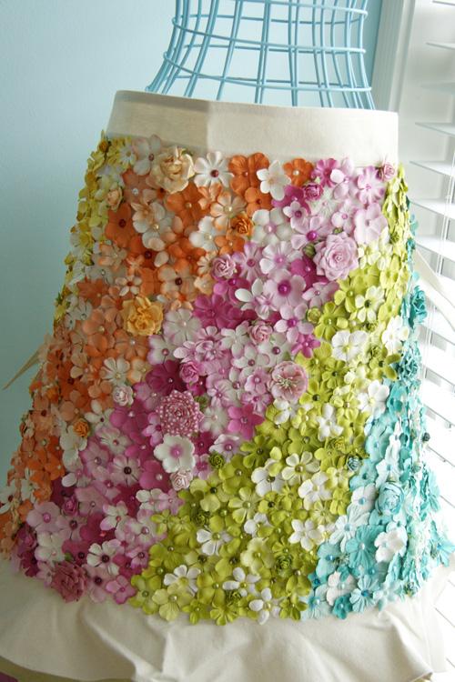 Flower apron2