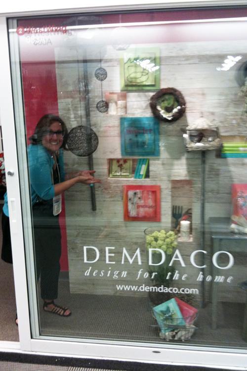 Demdaco showroom-