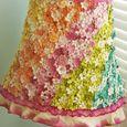 Flower apron0-