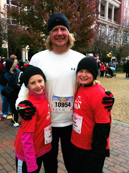 Bill+ girls jingle jog-