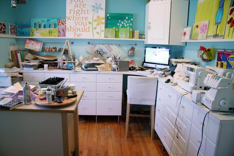 Home studio-