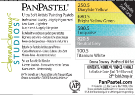 Panpastel 101 label