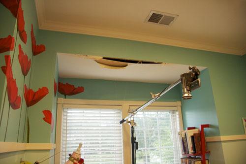 Studio damage-