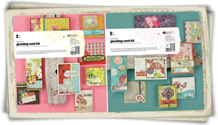Card kit-