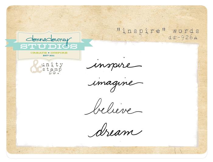 Inspire words