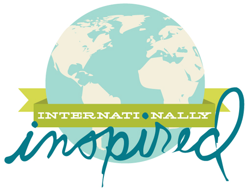 Internationally-inspired-logo=