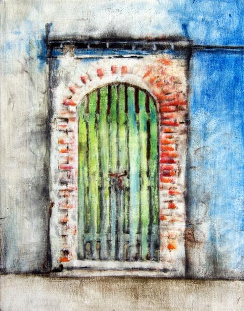Panpastel - door-