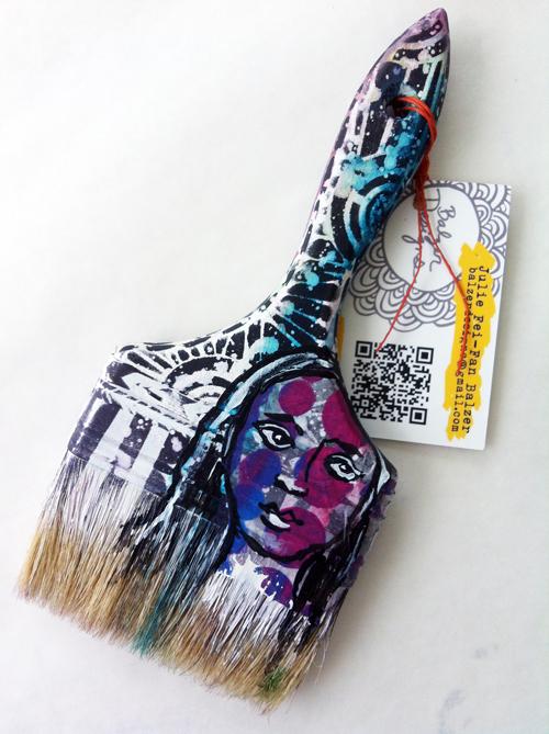 Julie brush-