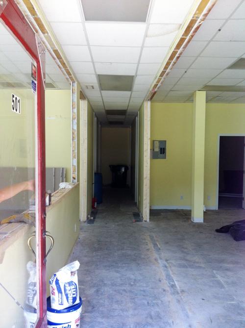 New studio 9-