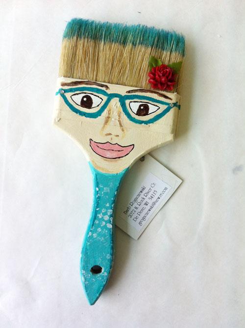 Barb rogaczewski brush-