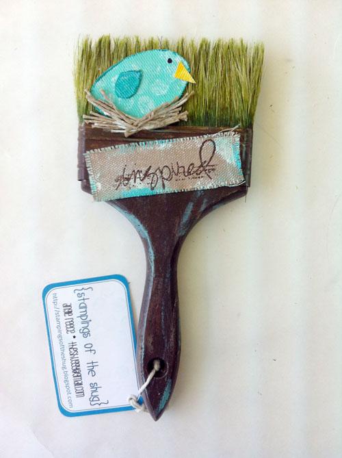 Angie reece brush-
