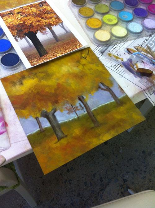 PanPastel Painting13-