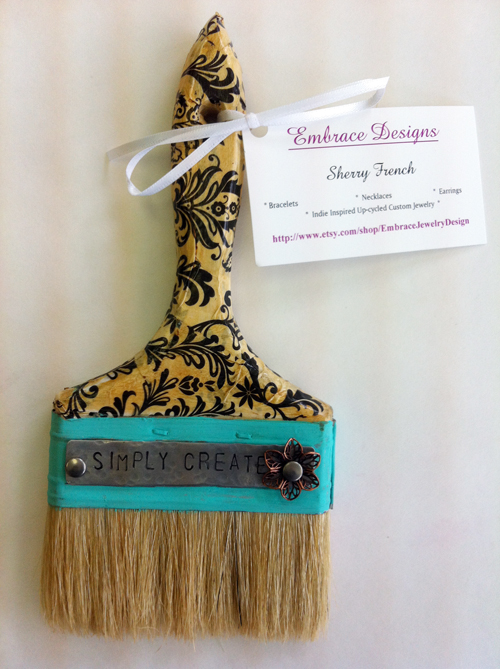 Sherry french brush-