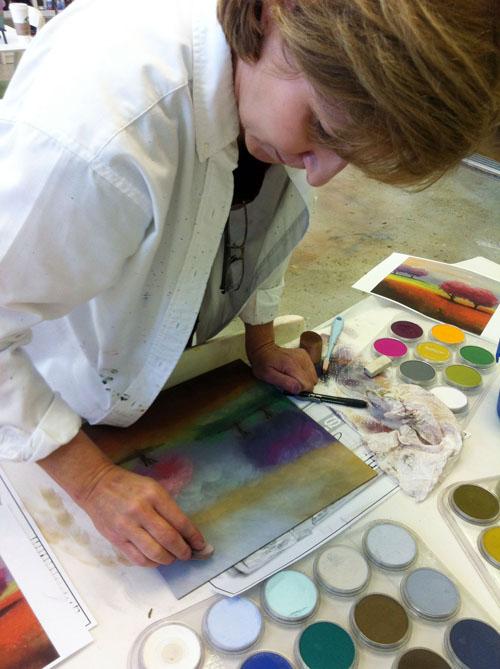 PanPastel Painting02-