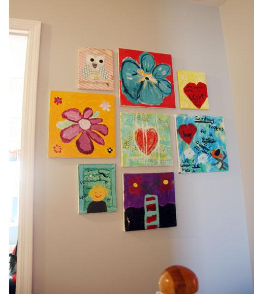 Kid art-