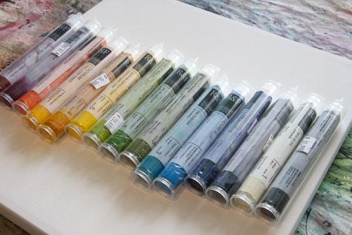 Pigment sticks26-