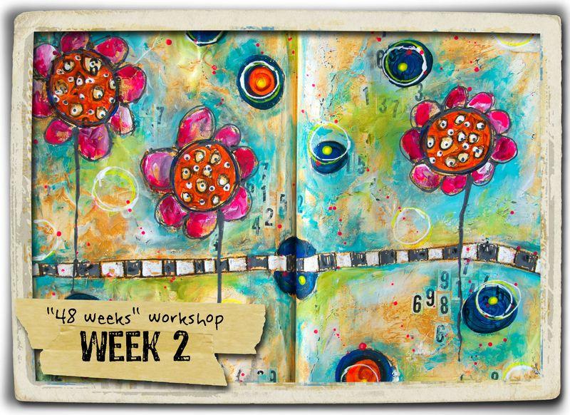 Week 2 + frame
