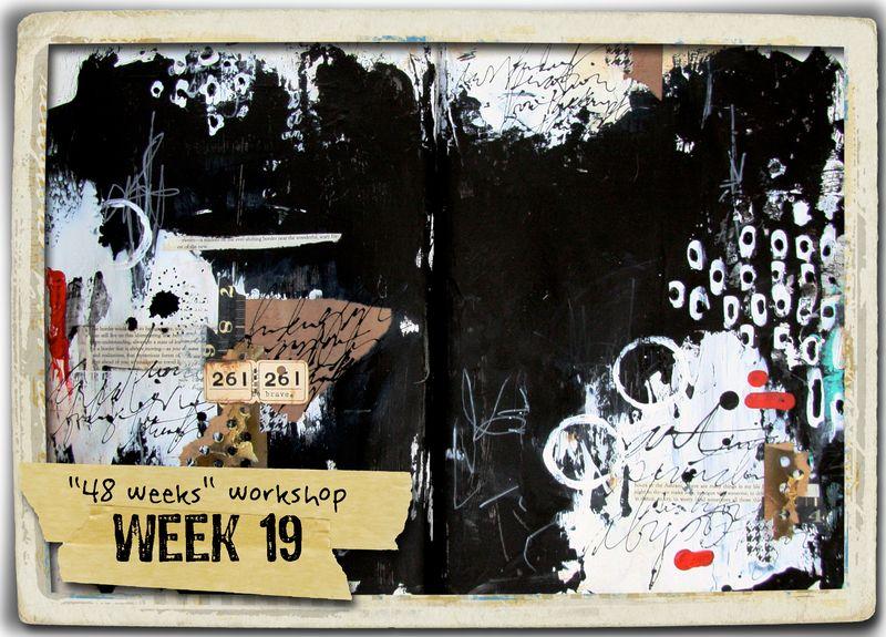 Week 19 + frame