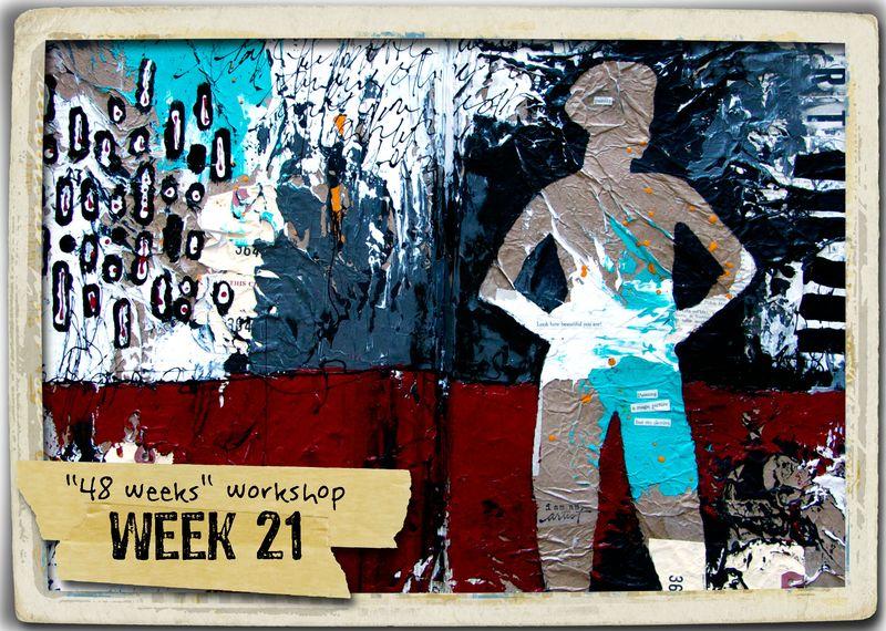 Week 21 + frame