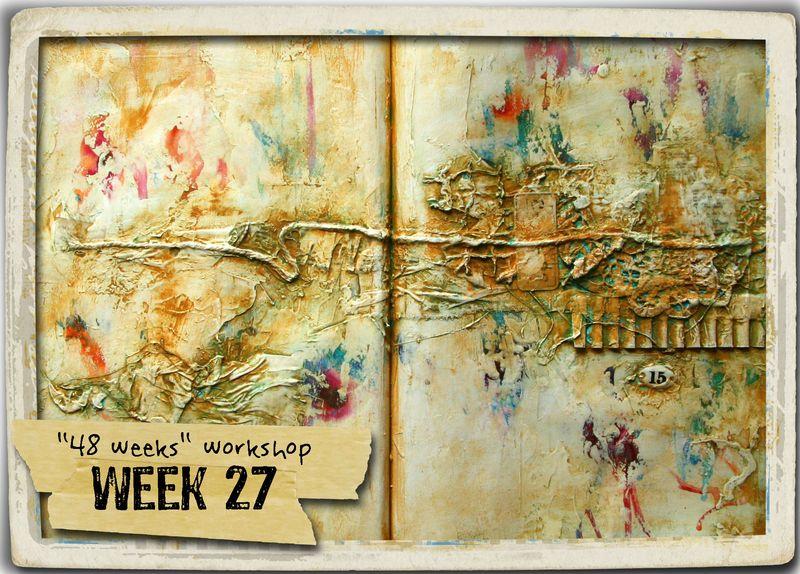 Week 27 + frame
