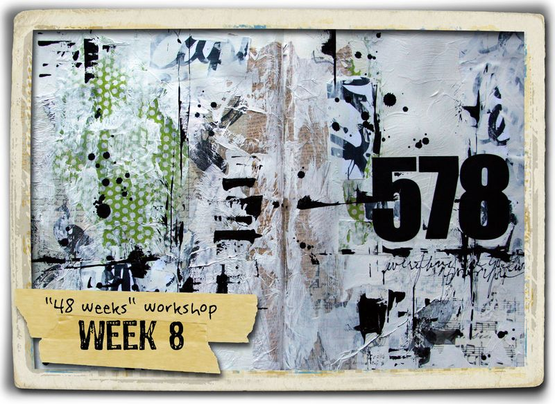 Week 8 + frame