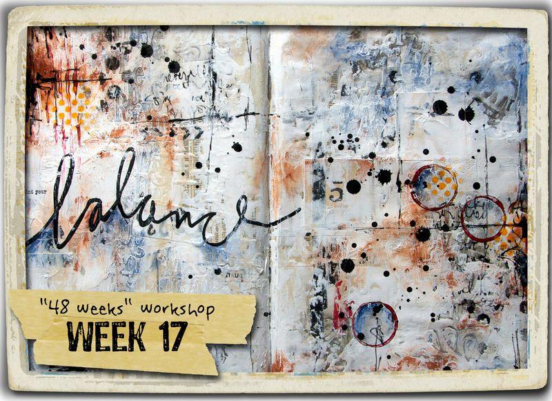 Week 17 + frame