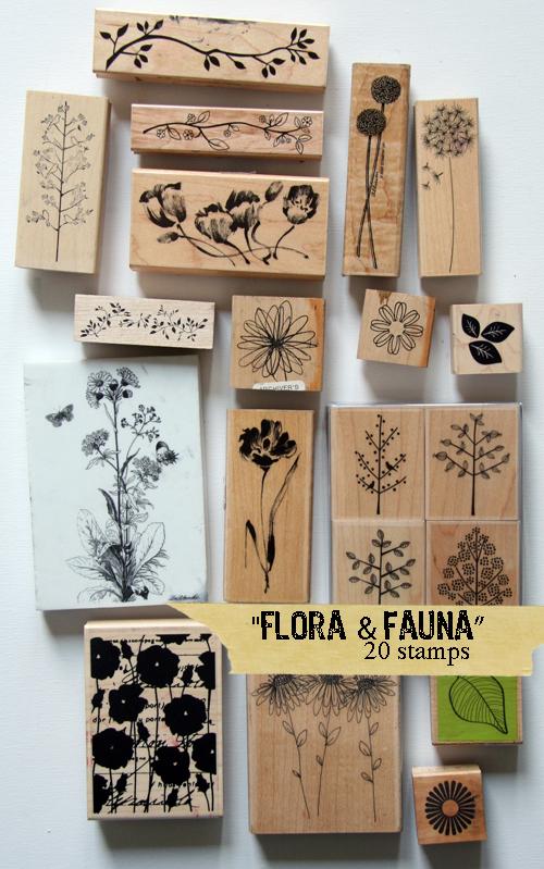 Flora & Fauna title