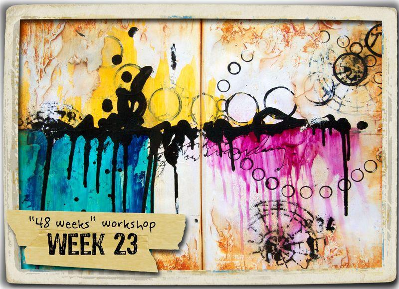 Week 23 + frame