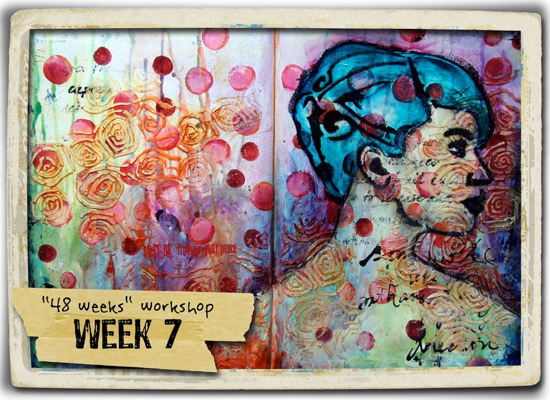 Week 7 + frame