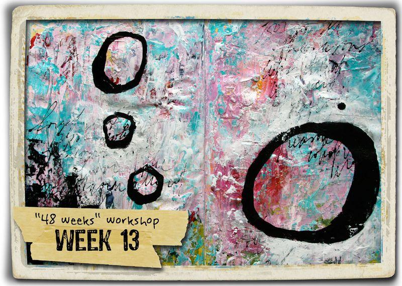 Week 13 + frame