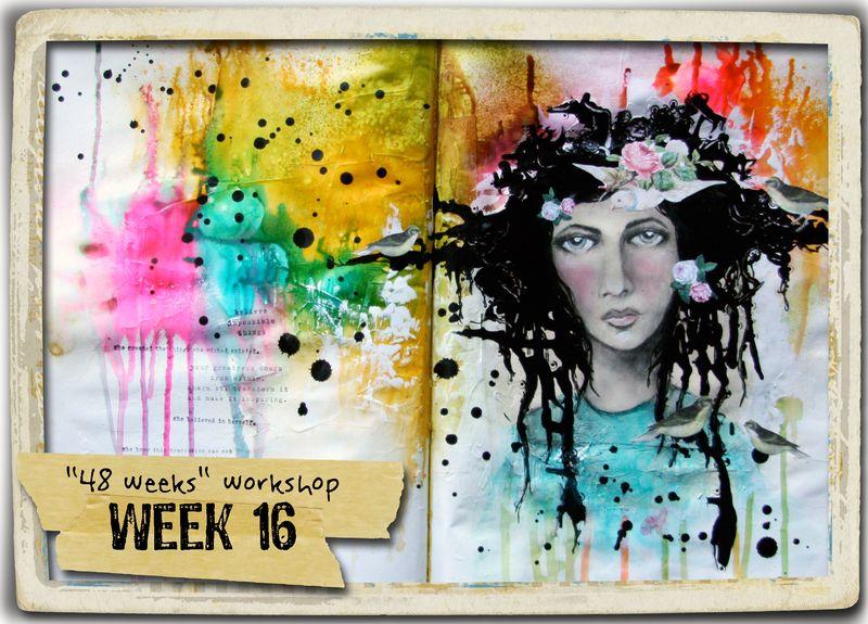 Week 16 + frame