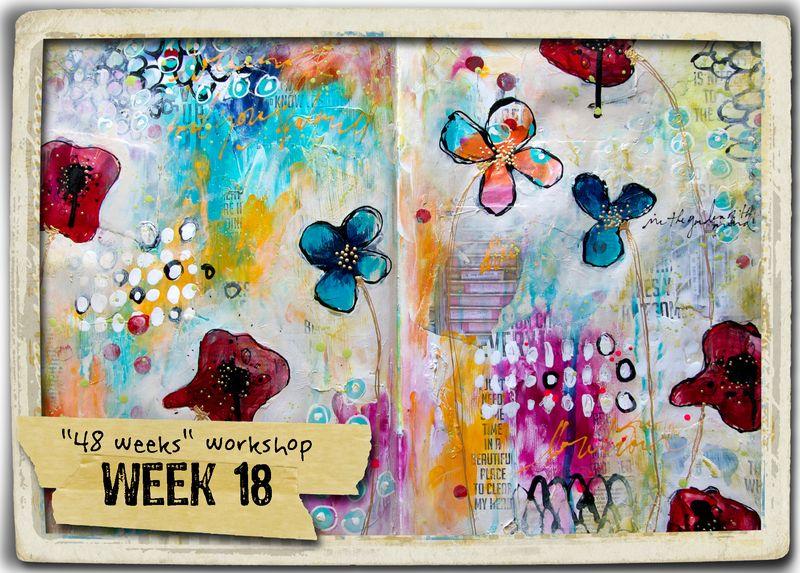 Week 18 + frame