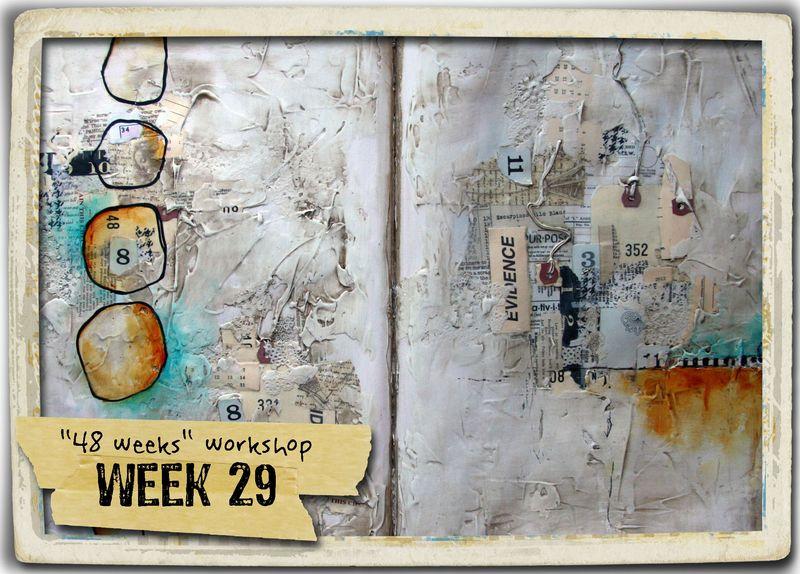 Week 29 + frame