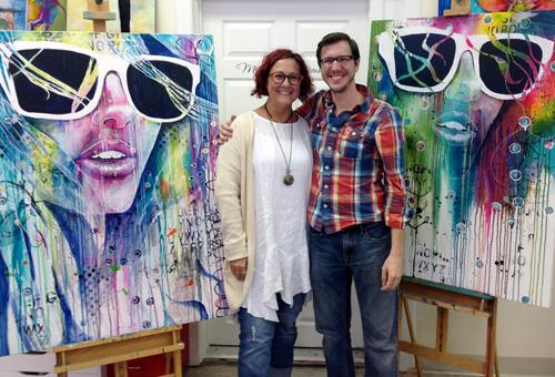 ARTISTRY - me +stephen-