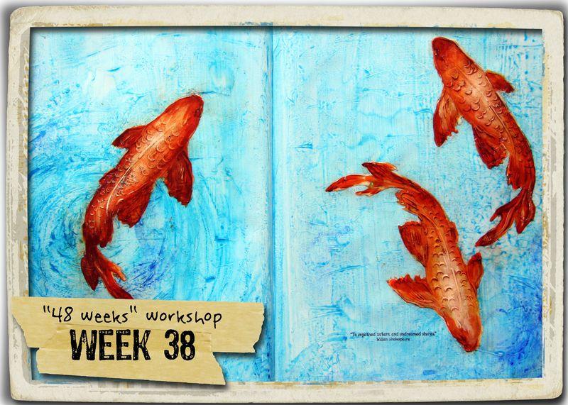 Week 38 + frame