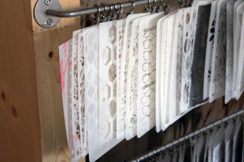 Stencil storage-5-