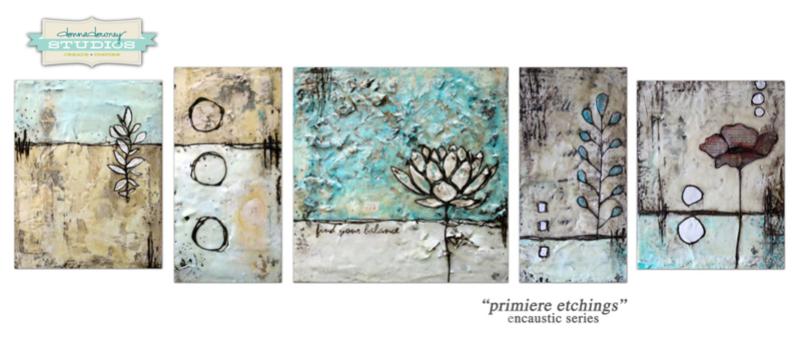 Premiere etchings series-