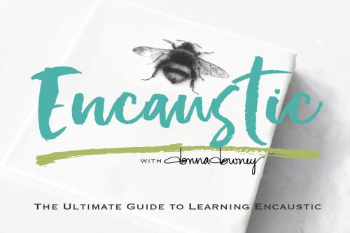 Encaustic draft title5