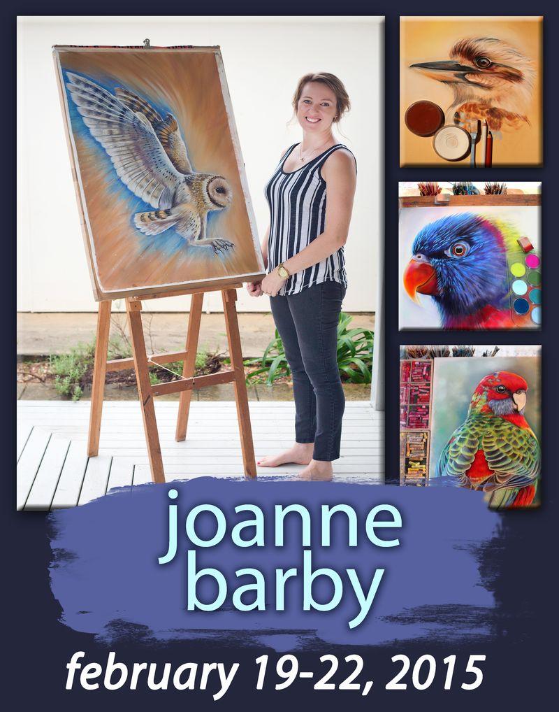 Joanne barby