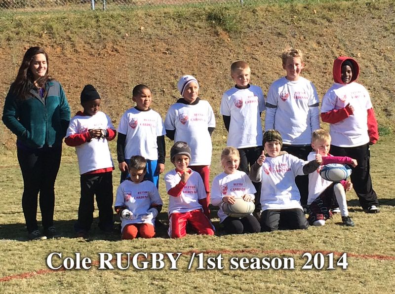 Cole rugby