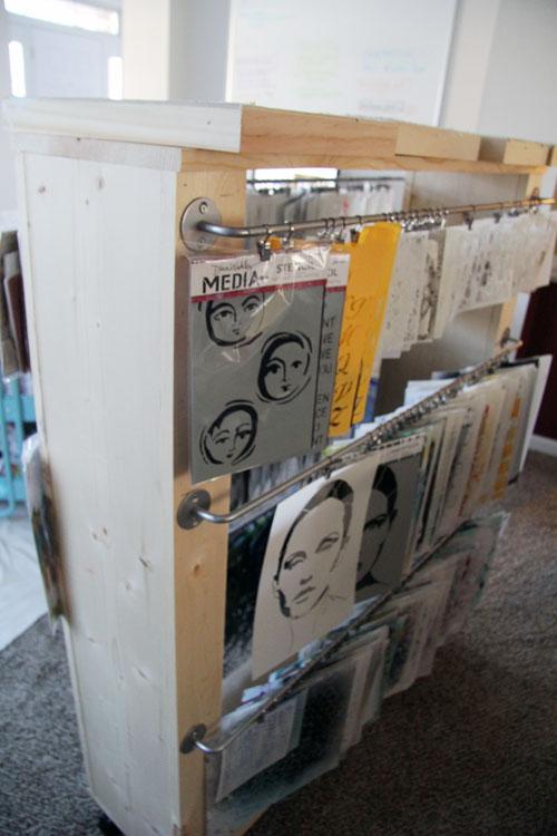 Stencil storage-9-
