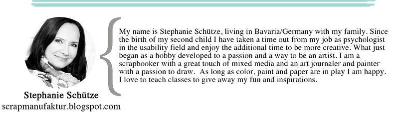 Stephanie bio