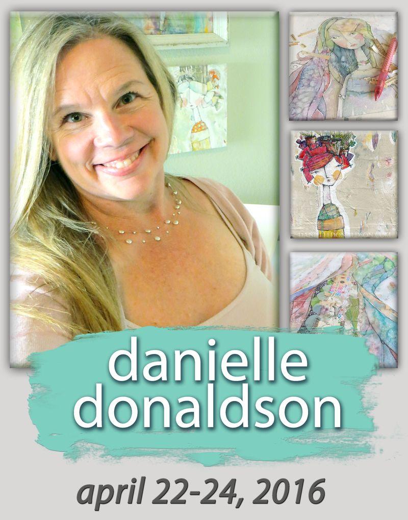 Danielle donaldson2016
