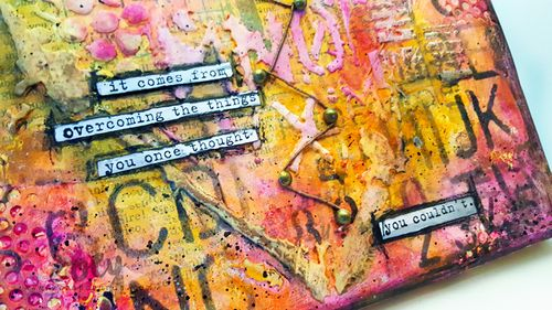 Mixed-Media-Canvas_Zoey_Scrapsaurus_ArtistGang_1