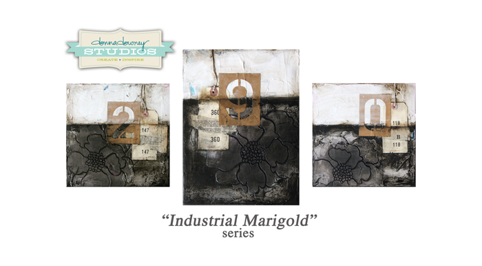 Industrial Marigold series--