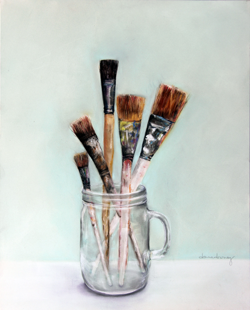 Brushes in jar-pastelsFULL-